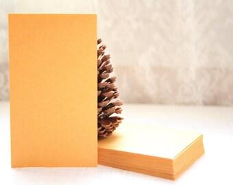 """50 Brown KRAFT Envelopes /// 3-1/8"""" x 5-1/2"""" /// MEDIUM"""