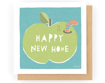 Happy new home - Greeting Card (1-116C)