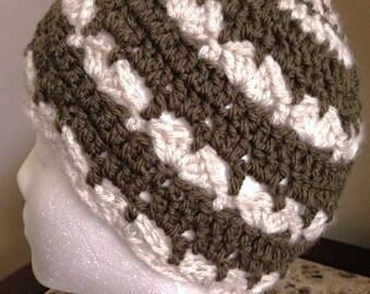 Crochet Hat for Winter
