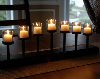 Votive Candle Holder Set