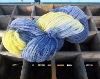 Irideae - Merino Worsted Weight Yarn - 218 yards