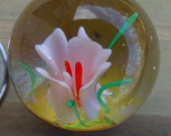 Hollow Floral Marble by J. R. Hooper