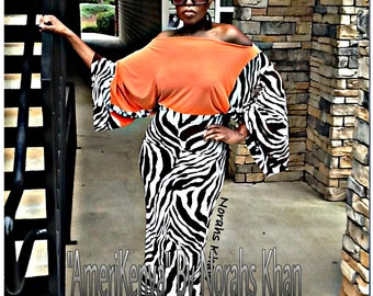 "The ""AmeriKenya"" Dress"