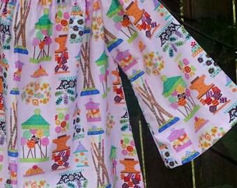 Candy Shop Dress 3T, candy land dress, party dress, girl dress, winter dress