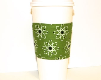 For the love of Science Reusable Coffee Sleeve