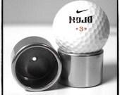 Ultra Premium Chrome Powdercoated Golf Ball Display Stand (1 per package)