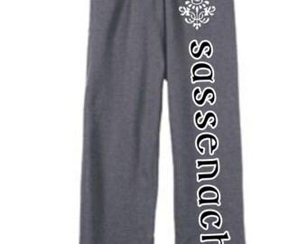 Sassenach - Outlander Inspired Sweatpants