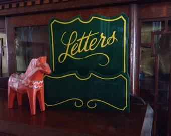 Wonderful arcrylic letter holder