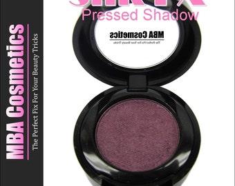 Burgandy Pressed Mineral Eyeshadow-Sangria