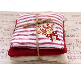 Shabby French Lavender Scented Sachets