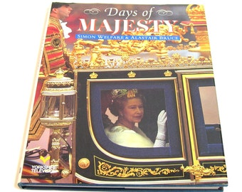 Days Of Majesty By Simon Welfare And Alastair Bruce