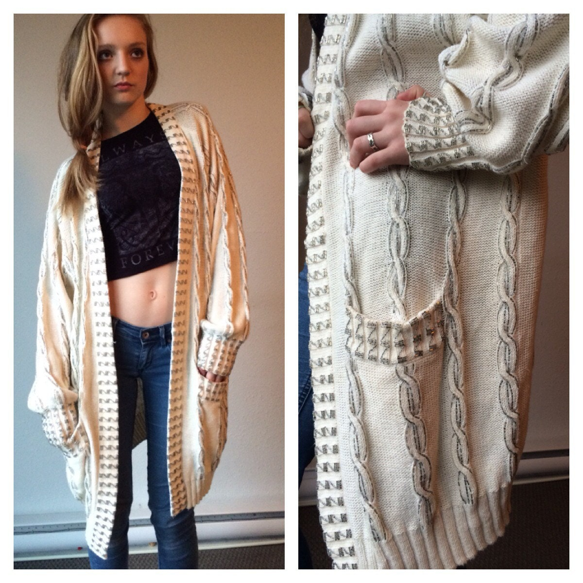 Plus Size Cable Knit Sweater Dress Image collections - Dresses ...