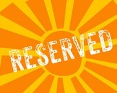 reserved for gellicircus