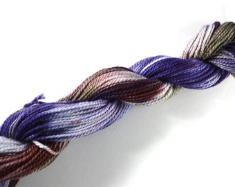 Syrup Hand Dyed Perle Cotton Size 5