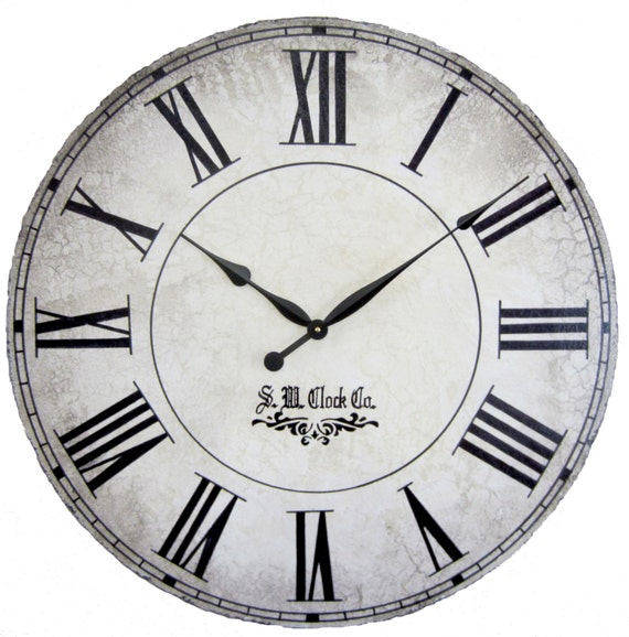 Items Similar To 24 Inch Grand Gallery Ii Large Wall Clock