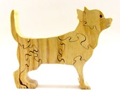 Chihuahua Dog Puzzle