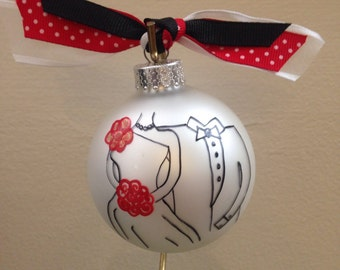 Wedding Celebration Ornament