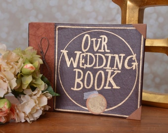Our Wedding Book GOLD - ADVENTURE EDITION