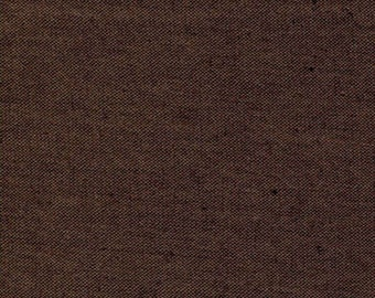 Quilt Fabric Dark Brown 50 Shot Cotton Pepper Cory Fabric by the Yard Studio E Woven Sewing Quilting Modern