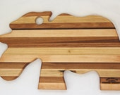 Moose Cutting Board - Handmade