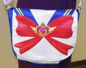 Super Sailor Moon Inspired Purse Made to Order