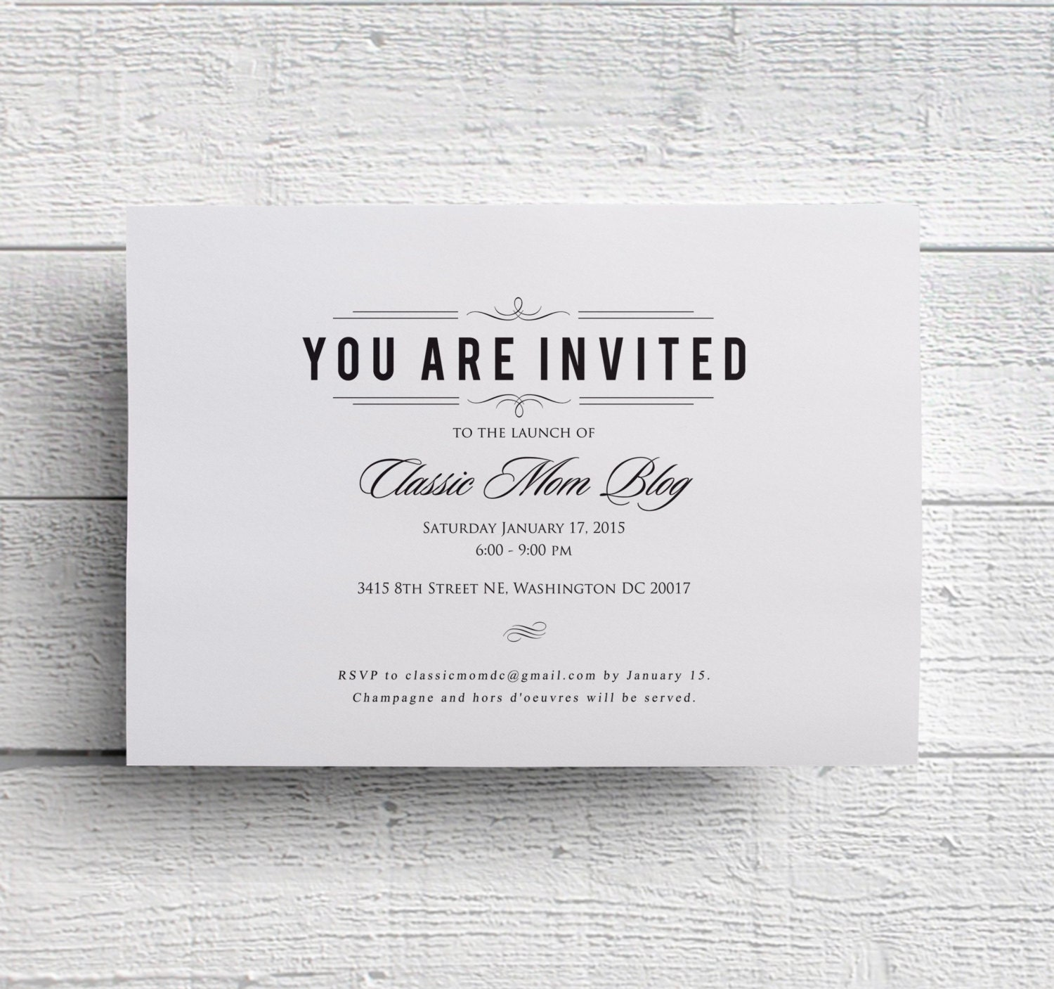 dinner invitation corporate event company dinner fundraiser 128270zoom