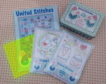 United Stitches Starter Pack - by Rosalie Quinlan