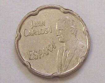Expo 92 Seville Spain 50 Pesata Coin 1990