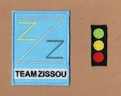 Team Zissou Patch Set - The Life Aquatic