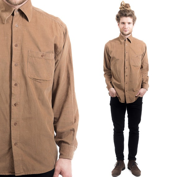 Beige Shirt Mens | Artee Shirt