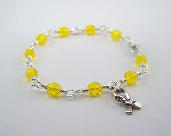 Myxoid Liposarcoma Awareness Bracelet