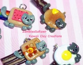 Kawaii Cute Nyan Cat Clay Charm