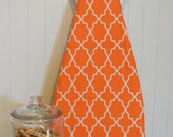 NEW! - Ironing Board Cover - Michael Miller Coco Cabana Moroccan Lattice Orange