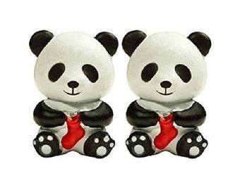 HiyaHiya Panda Bear Knitting needle  Point  protecters