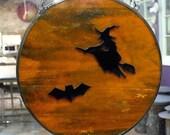 A Big Batty Witch Moon
