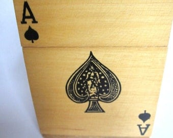 Four Aces Card Playing Set