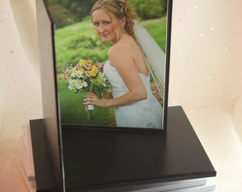 Photo display folders 5 x 7 photo book for weddings graduation relatives 2 sided