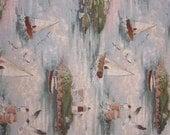 destash lighthouse tapestry fabric