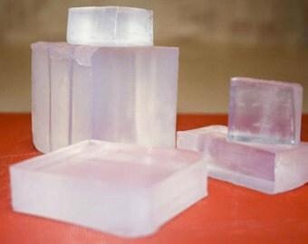 10 Lb Clear Melt &Pour Glycerine Soap Base, Ultra Clear Premium Best