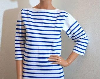 popular items for white stripes shirt on etsy