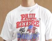 vintage PAUL REVERE & the RAIDERS t-shirt