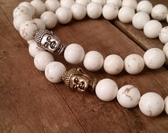 Mens Buddha Bracelet / Mens Fashion / Mens Jewelry