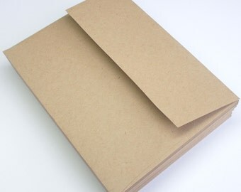 A2 Envelopes KRAFT JUTE Set of 25 Stationery Supplies Weddings Rsvp Envelopes