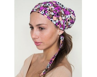 Women's Headscarf, Thanksgiving, Hair Coverup, Head Scarves, Turban Head Wrap, Hair Cover headscarves, Head Scarf, Gift for Her