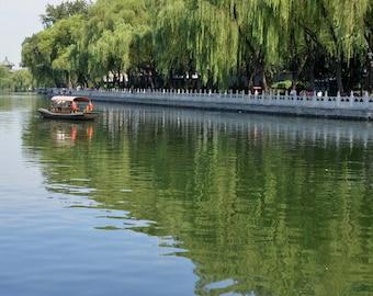 HouHai riverbank