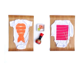 The Simple Sushi Costume