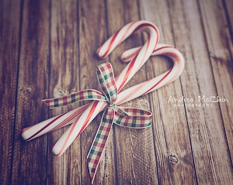 Candy Canes ~ 8x10 print