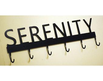 Serenity Coffee Cup Rack 6 Hook