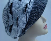 Fancy Stylish Warm Hat Modern Look Super Soft Fall Winter Hat