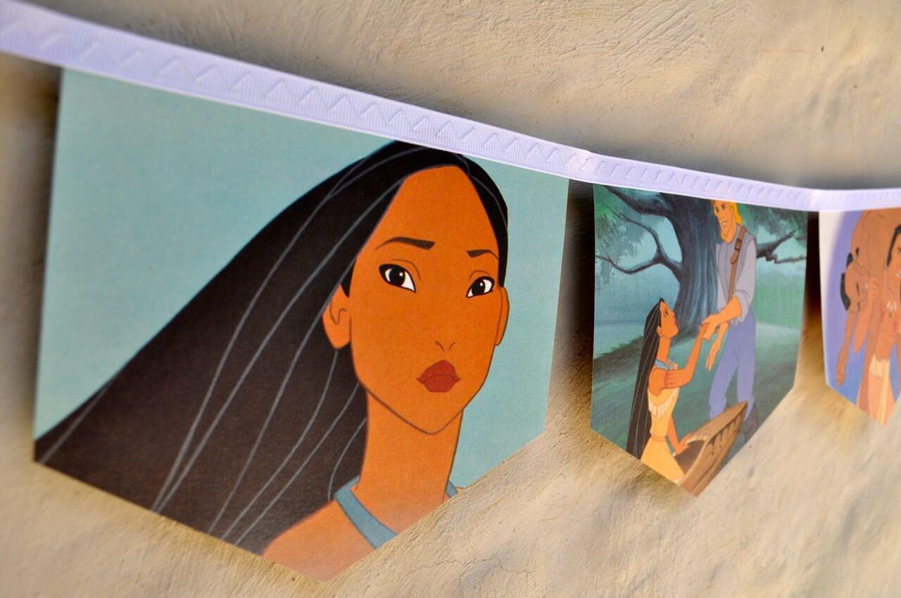 Pocahontas essay titles